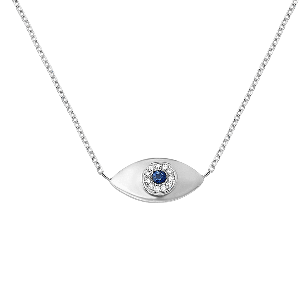 Kids Evil Eye Necklace