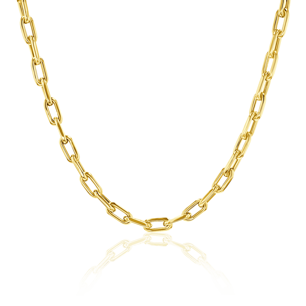 14K Beverly Chain Necklace