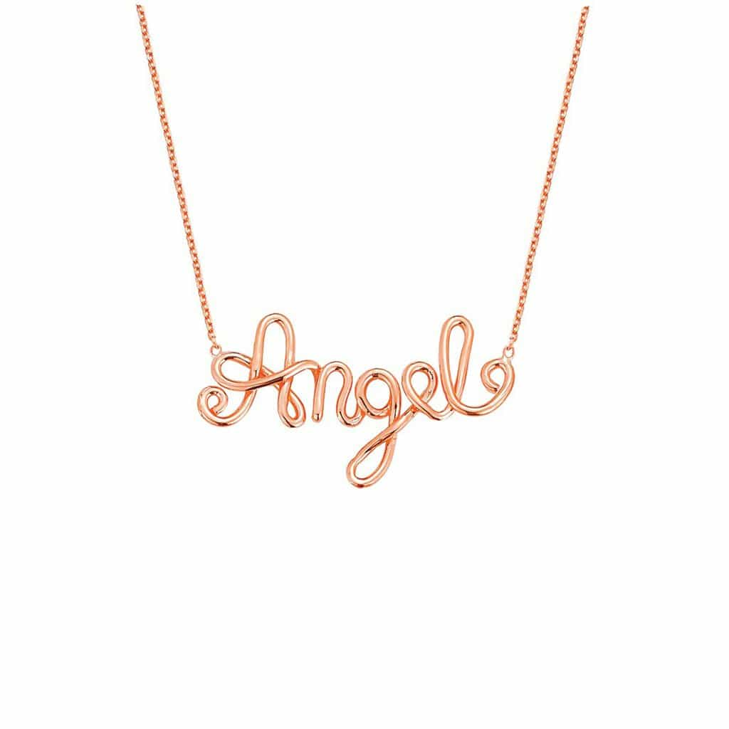 LULU Angel Necklace