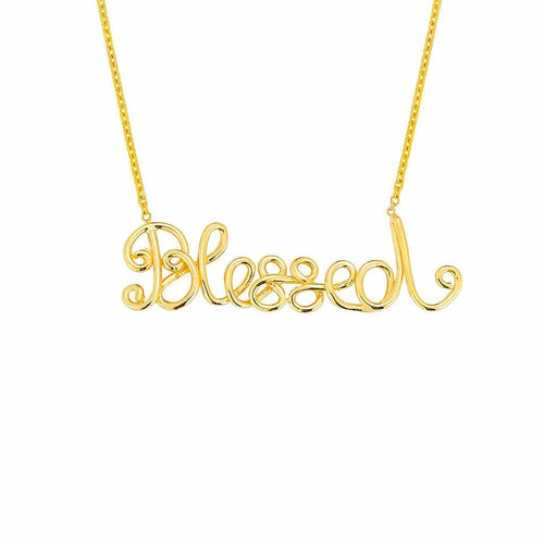 LULU Blessed Necklace