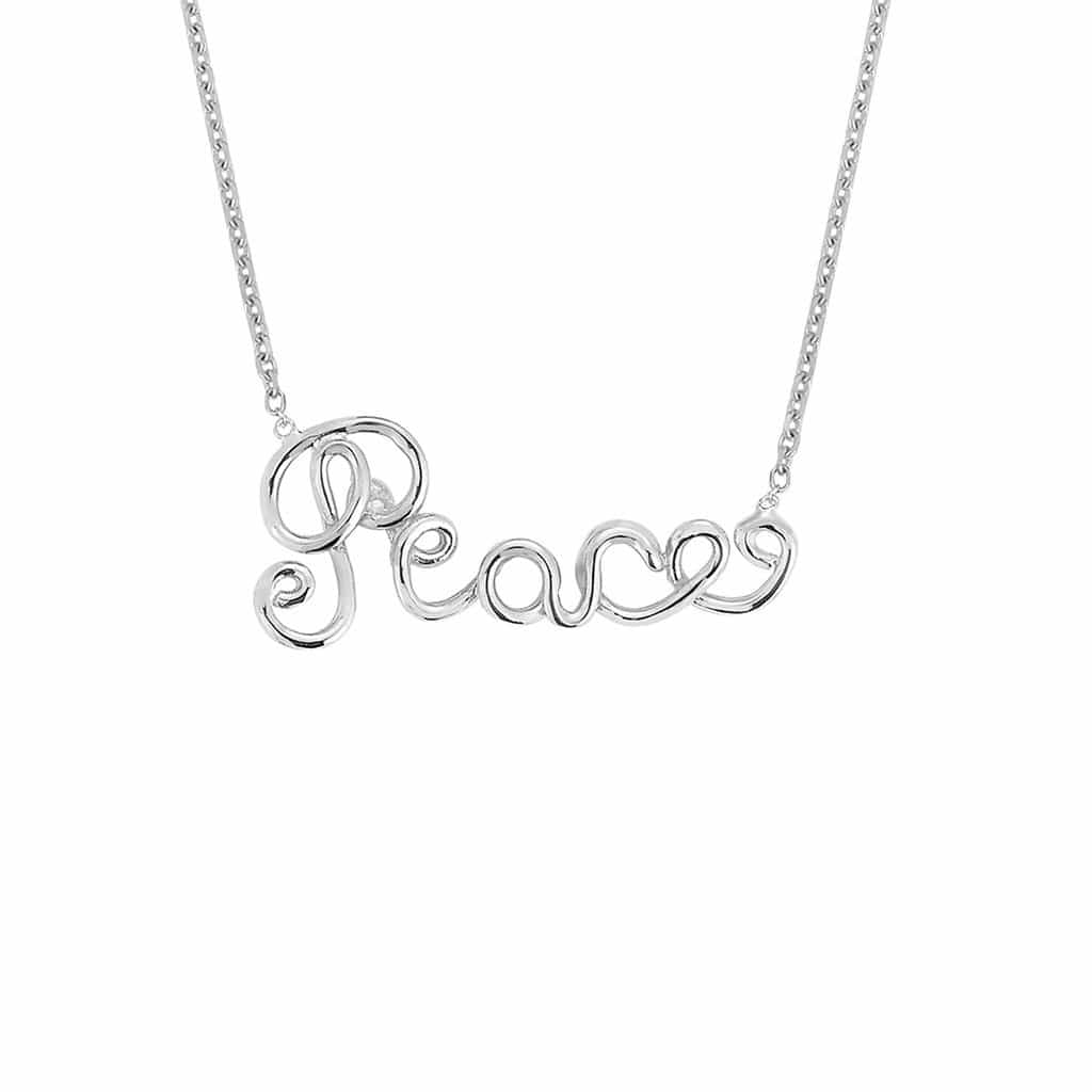 LULU Peace Necklace