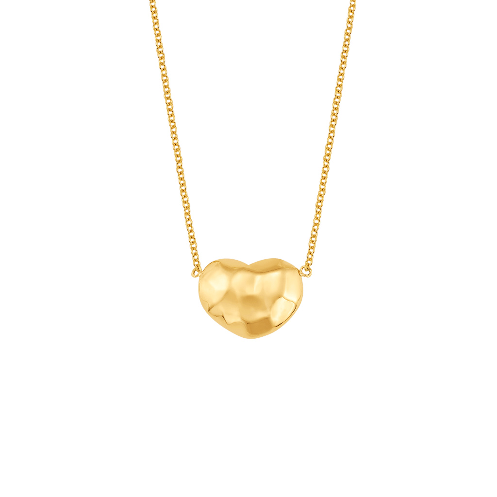 Baby Love Moyen Heart Necklace