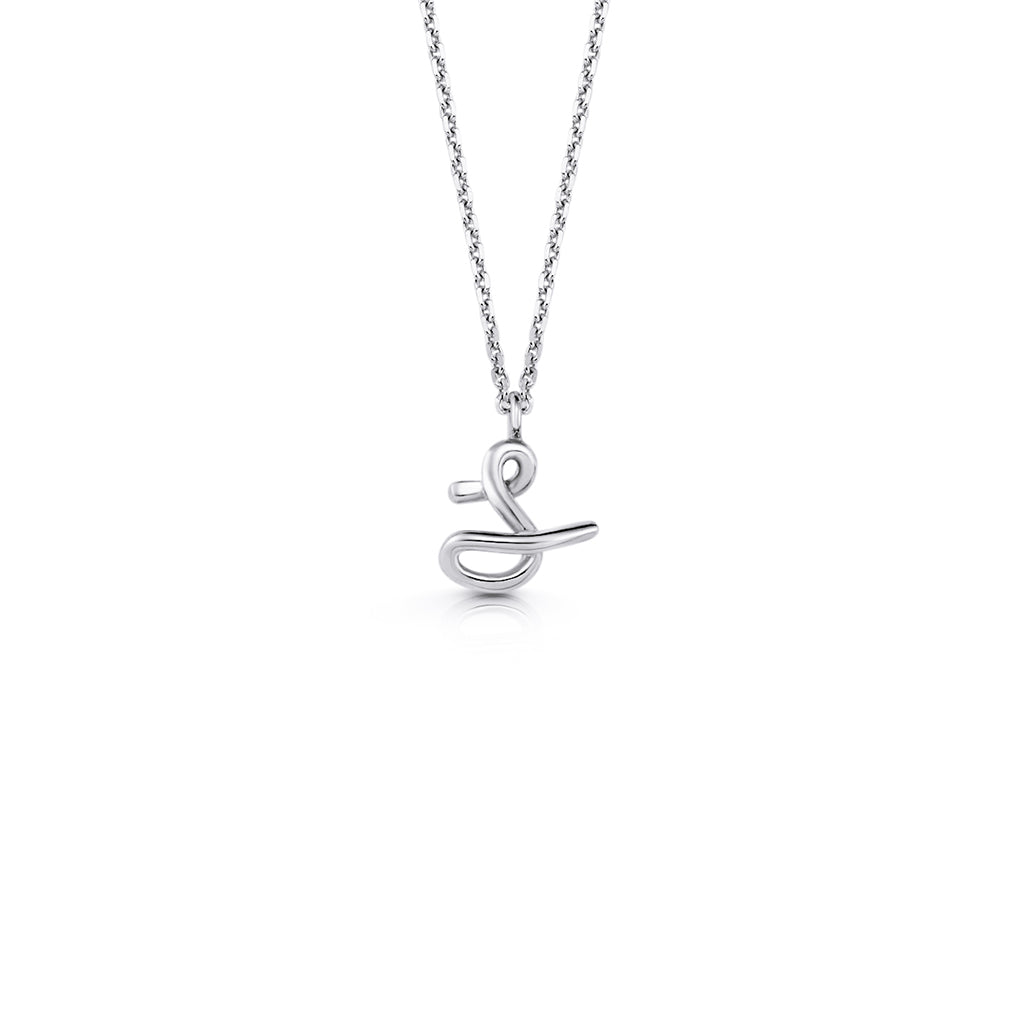 Kids Mini Letter Necklace