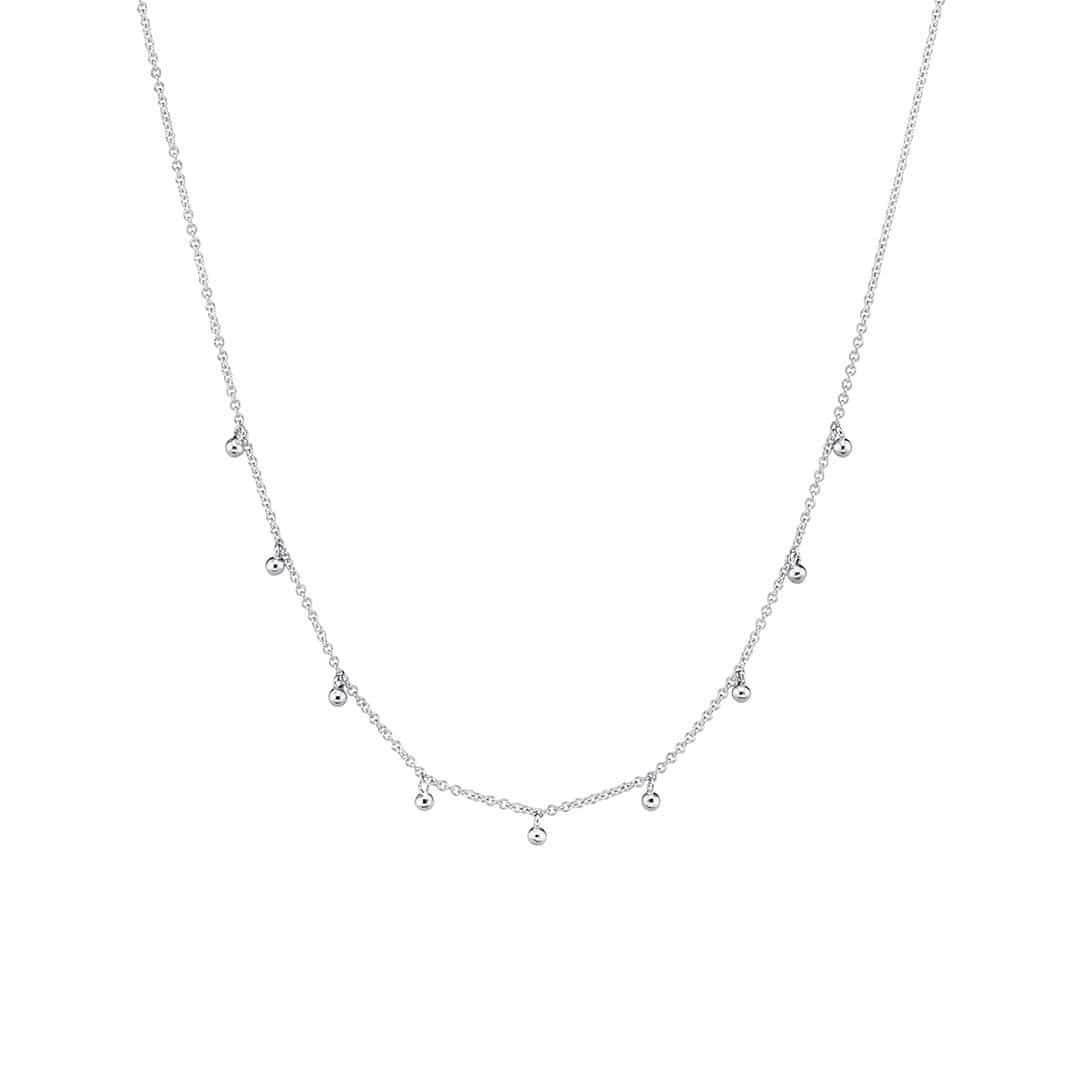 Kids Mini Dainty Ball Chain Necklace
