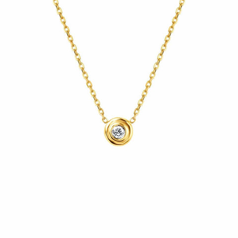 LULU Love Necklace
