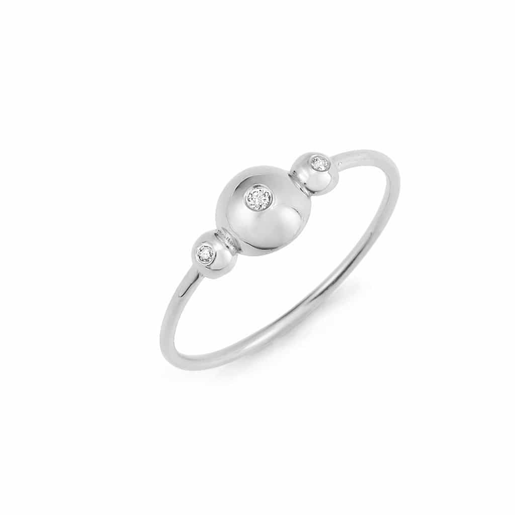 Cupola Trio Dome Ring