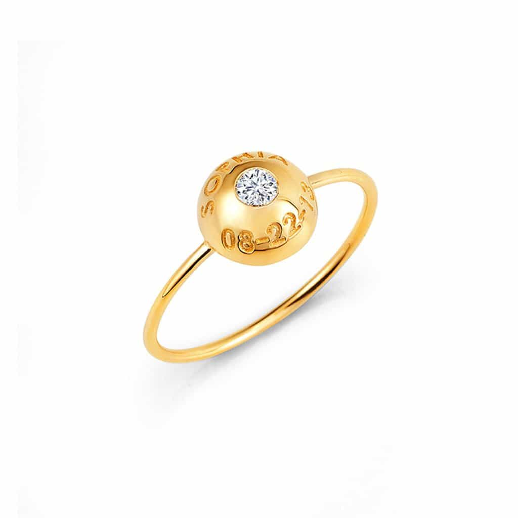 Cupola Grand Dome Ring