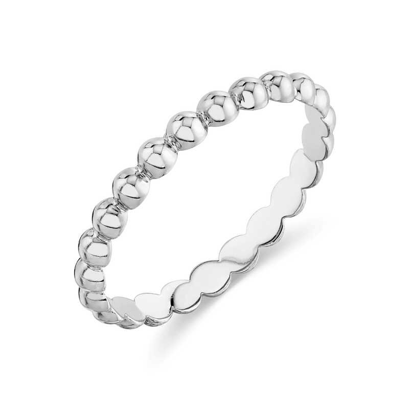 Domed Eternity Ring
