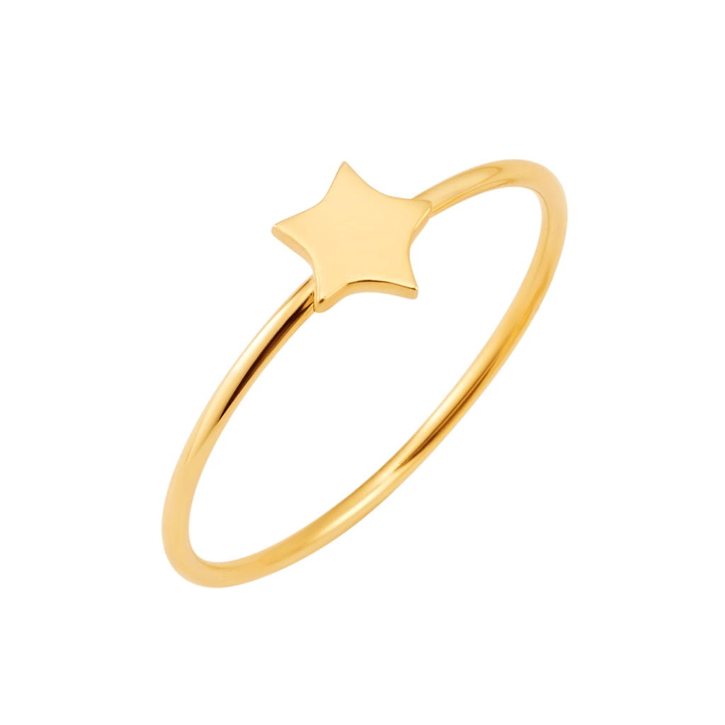 Shapes Moyen Star Ring
