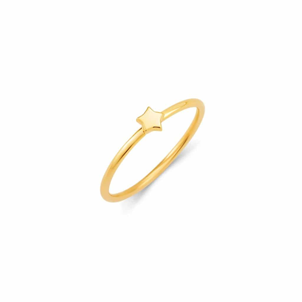 Shapes Petit Star Ring
