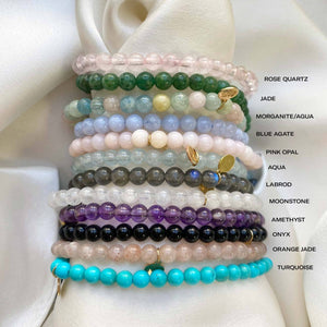 Beaded Bubble Bracelet