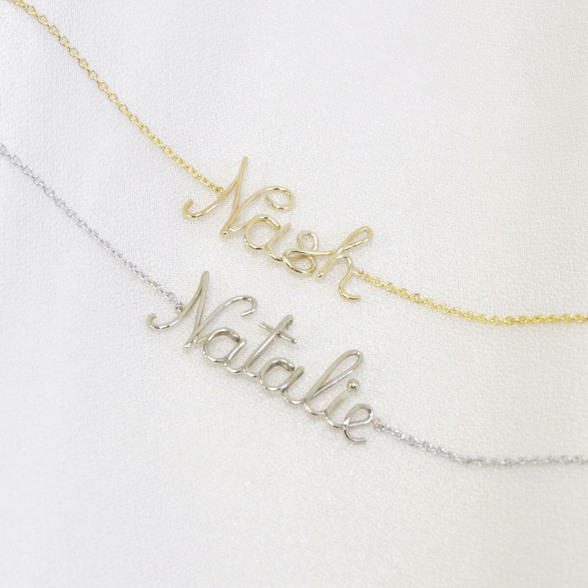 Lulu Name Necklace