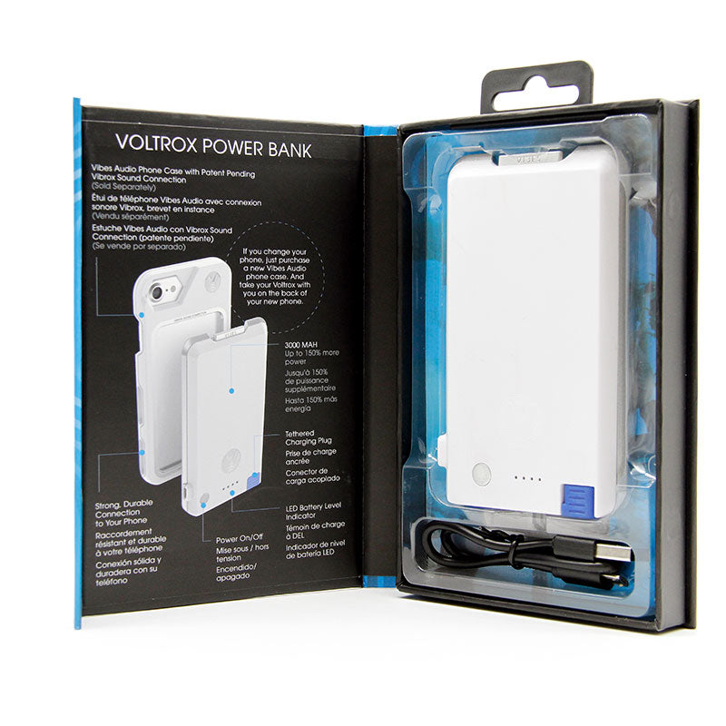 VOLTROX Wired Extended Battery Packs