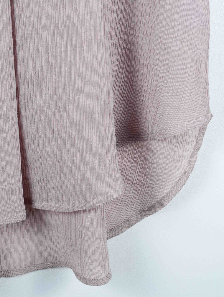 Blouse 6187 in Dusty Rose