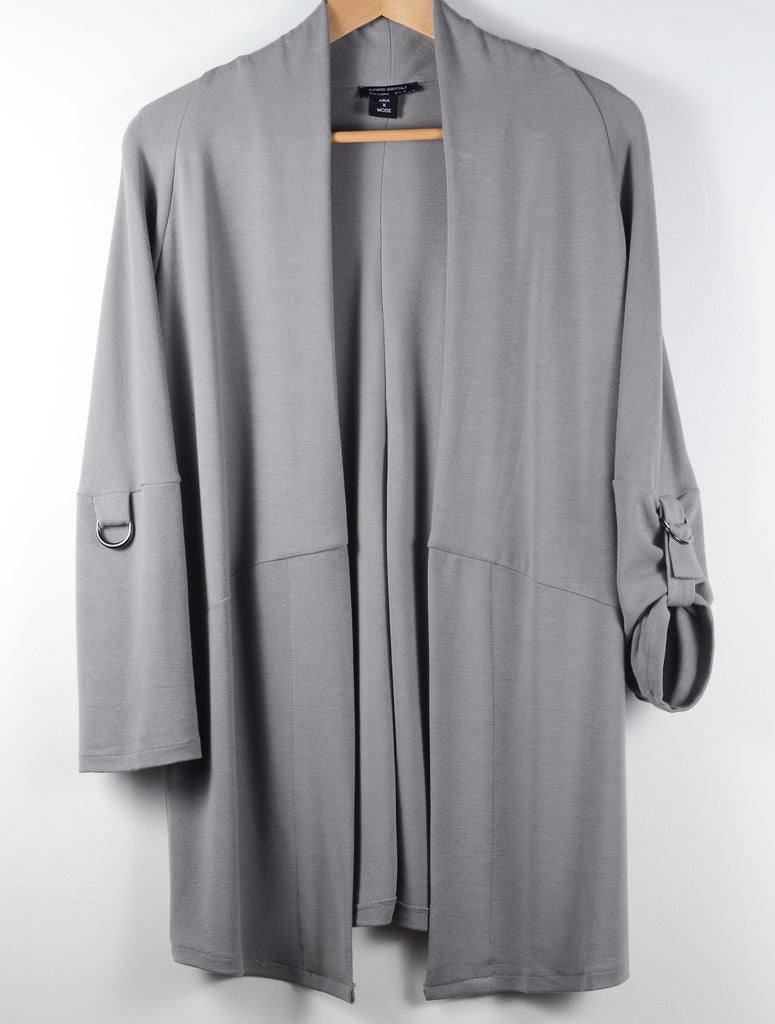 Cardigan 7012 in Grey