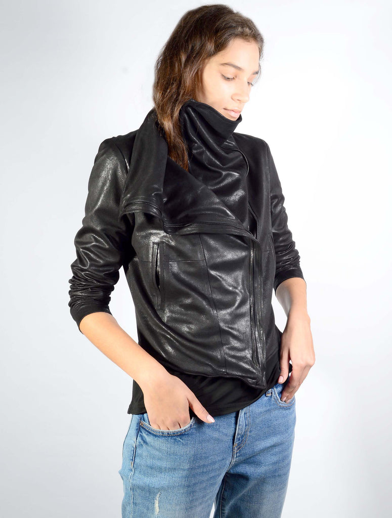 Jacket 7016 in Black
