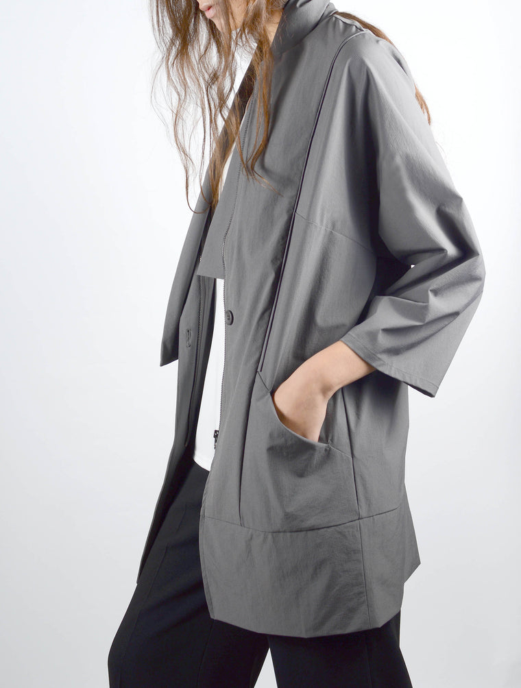 Jacket 7082 in Grey