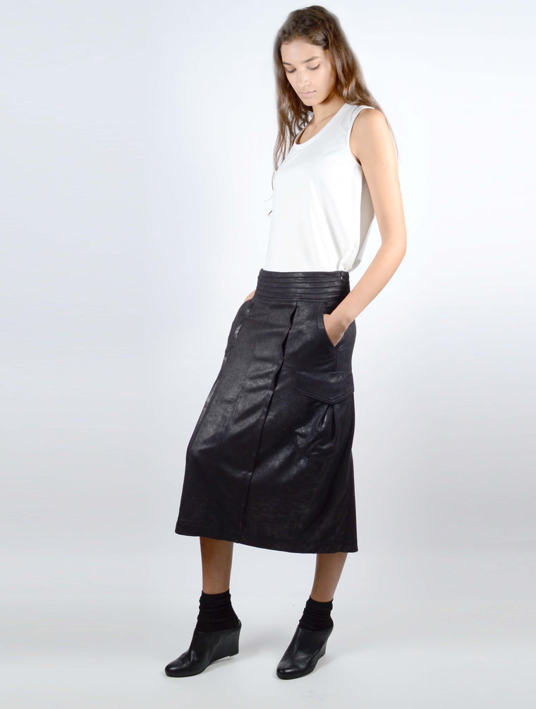 Skirt 9013 in Black