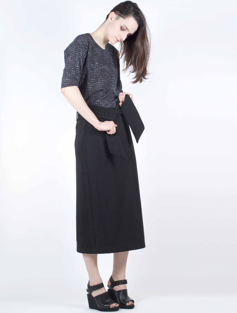 Skirt 9015 in Black