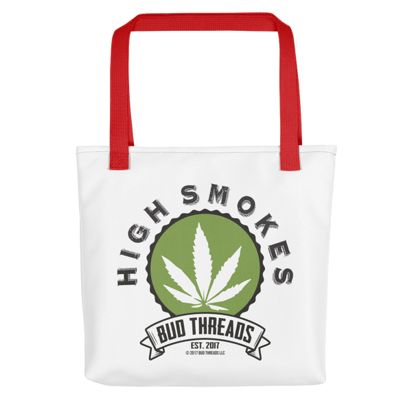 High Smokes-Tote bag