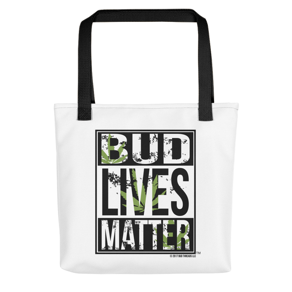 Bud Lives Matter-Tote bag
