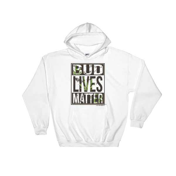 Bud Lives Matter-Hooded Sweatshirt