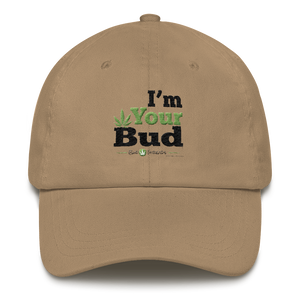 I'm Your Bud-Dat hat