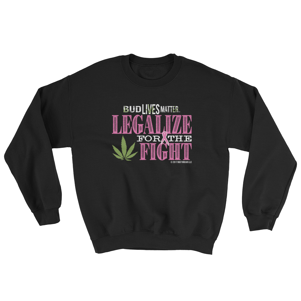 Bud Lives Matter-Reverse Fight Sweatshirt