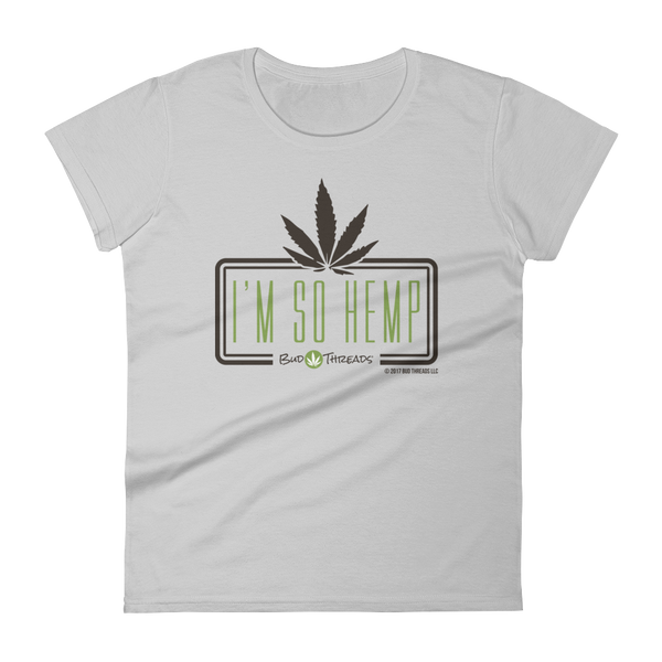I'm So Hemp-Women's short sleeve t-shirt