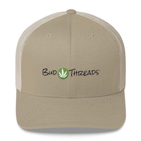 Bud Threads-Trucker Cap