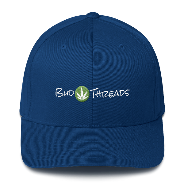 Bud Threads-Reverse Structured Twill Cap