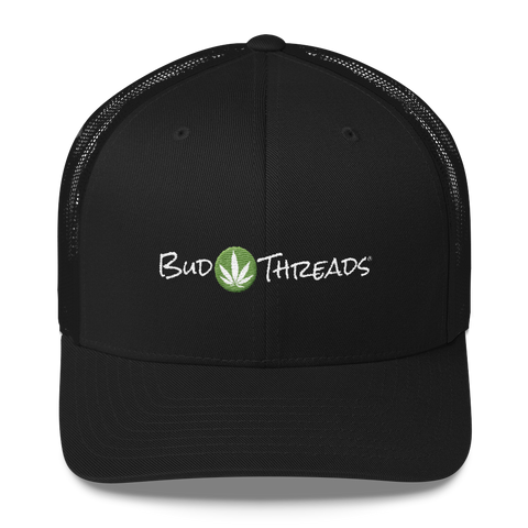 Bud Threads-Reverse Trucker Cap