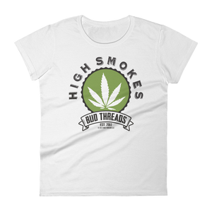 High Smokes-Women's short sleeve t-shirt