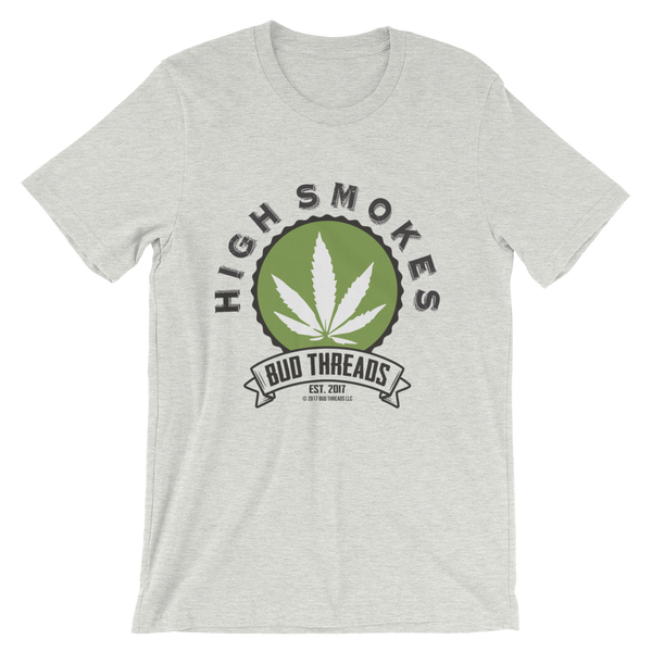 High Smokes - Short Sleeve Unisex T-Shirt