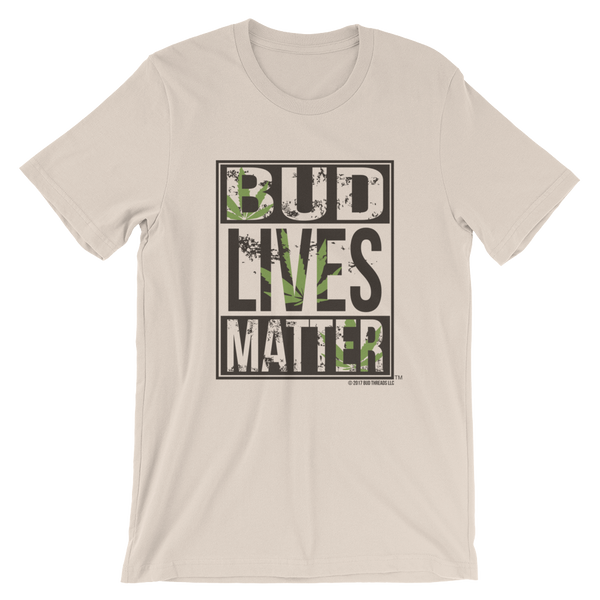 Bud Lives Matter-Short-Sleeve Unisex T-Shirt