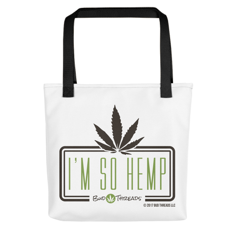 I'm So Hemp-Tote bag