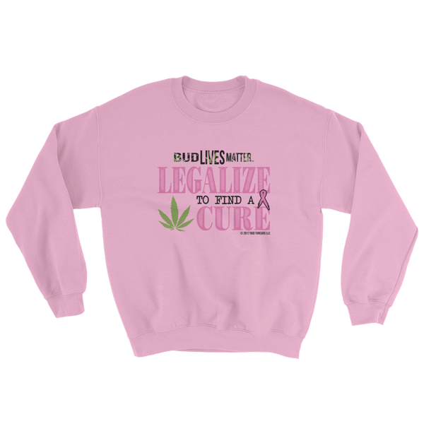 Bud Lives Matter-Cure Sweatshirt