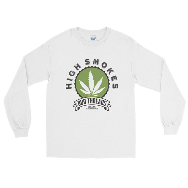 High Smokes-Long Sleeve T-Shirt