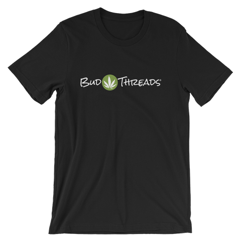Bud Threads-Reverse Short-Sleeve Unisex T-Shirt