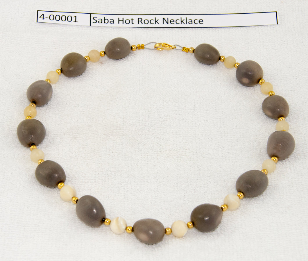 Saba Hot Rock Necklace