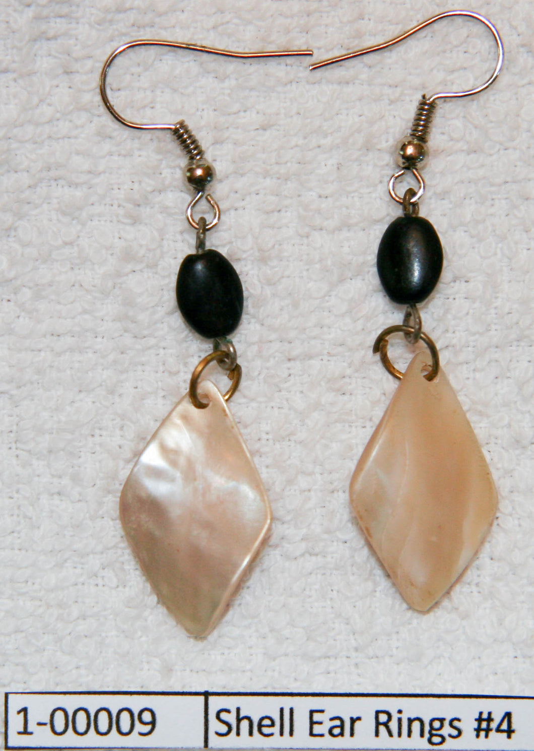 Shell Ear Rings #4