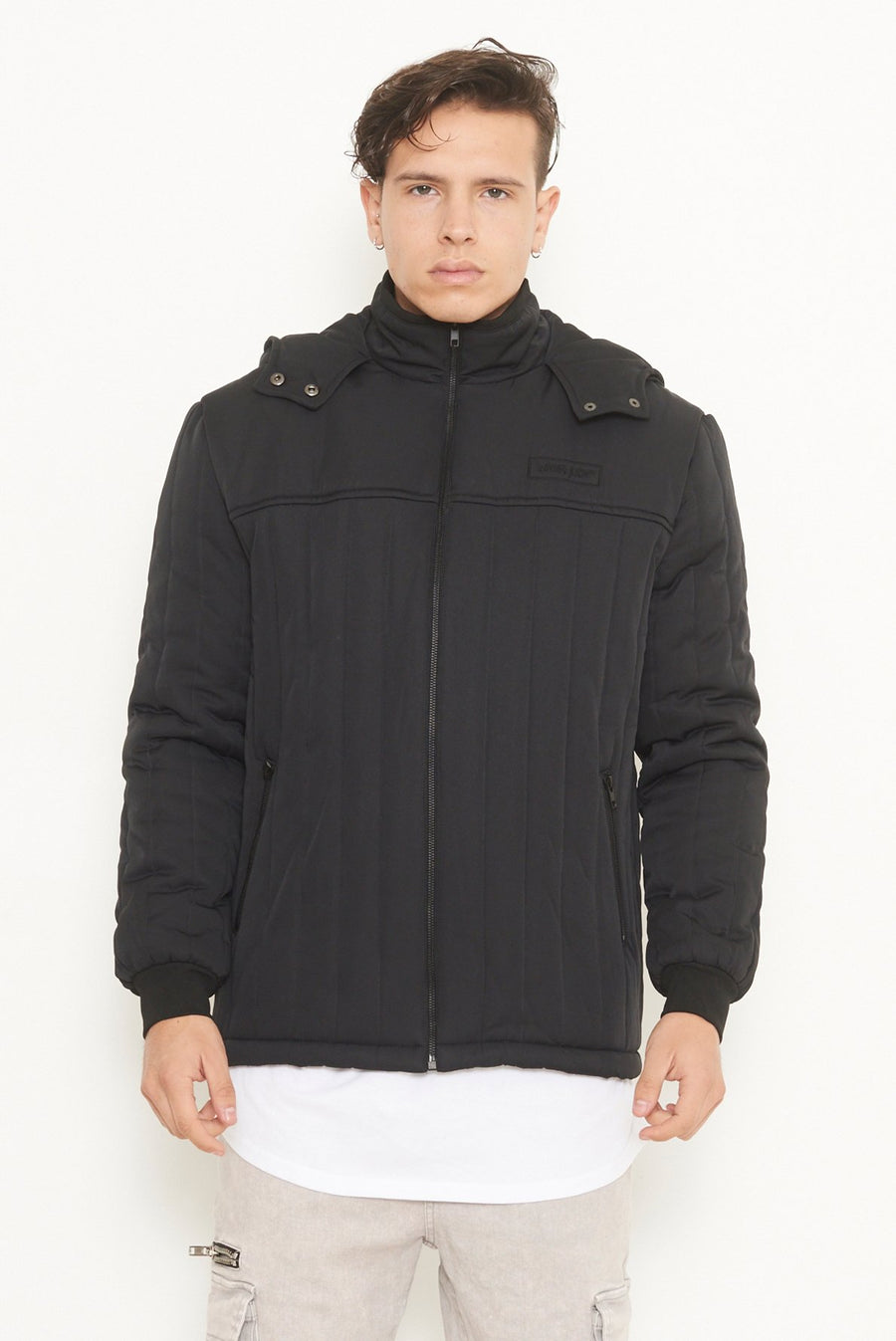 The Pact Puffer Jacket