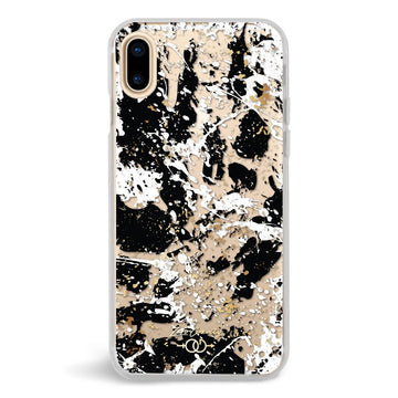 Pollock iPhone X Case