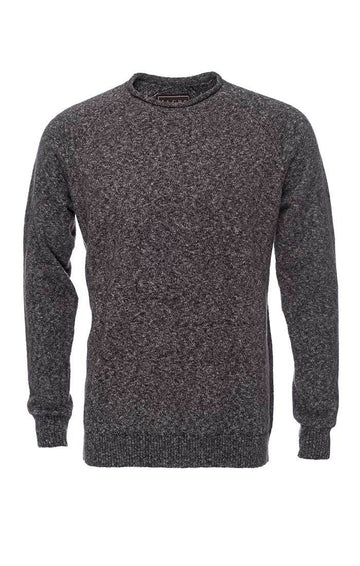 Charcoal Melange Sweater