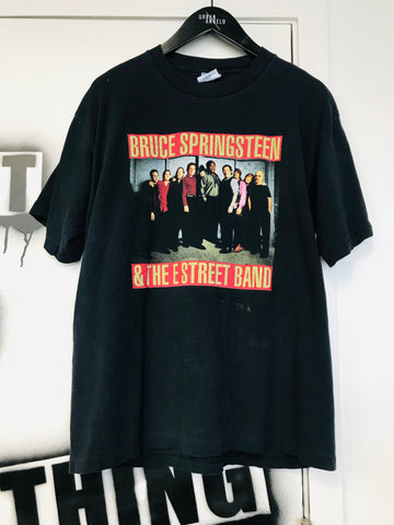 Vintage Bruce Springsteen E Street Band Tee