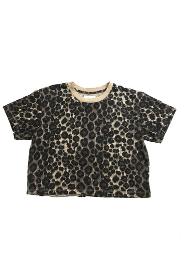 Jaguar Crop Tee