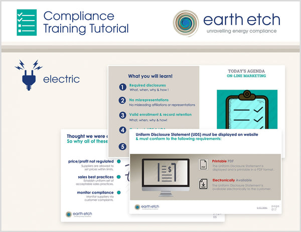 Ohio Net Metering Contracts – 4901:1-21-13 - Compliance Training Tutorial (Electric)