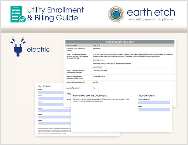Connecticut Utility Enrollment & Billing Guide: Eversource Energy Corporation (Electric)