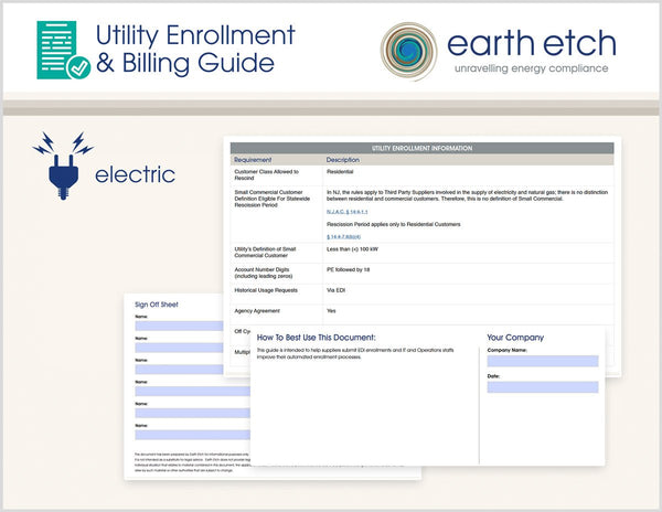 New York Utility Enrollment & Billing Guide: New York State Electric & Gas (Electric)