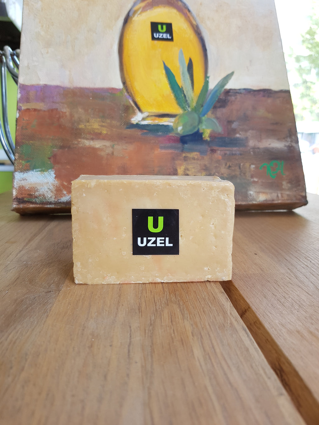 Olive Oil Soap Bar (230 grams)